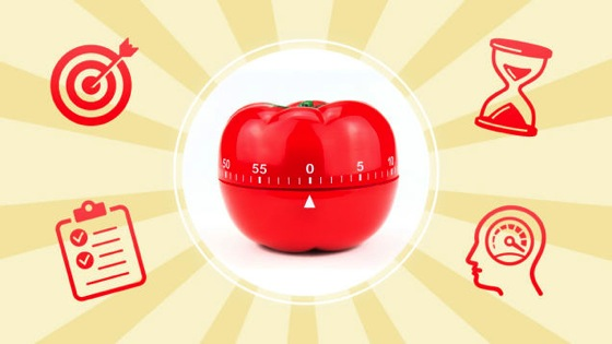 Productivity 101: A Primer to The Pomodoro Technique via Lifehacker