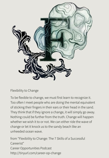 Flexibility to Change