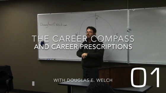 Introduction from Using the Career Compass to Find Your Work and Career with Douglas E. Welch