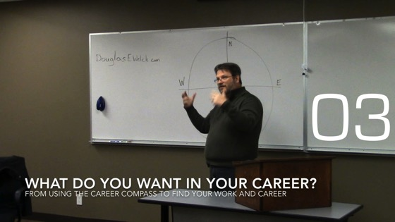 What Do You Want In Your Career? from Using the Career Compass to Find Your Work and Career