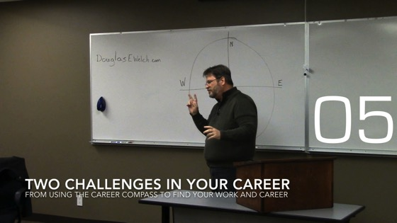 Two Challenges In Your Career from Using the Career Compass to Find Your Work and Career