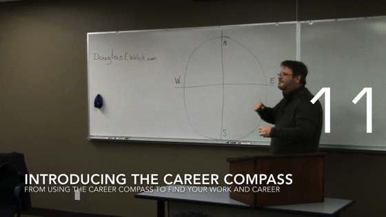 Introduction to the Career Compass from Using the Career Compass to Find Your Work and Career