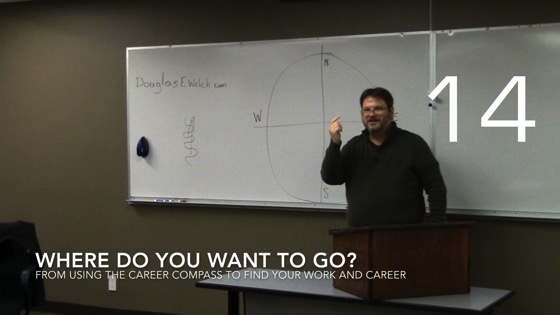 Where Do You Want to Go? from Using the Career Compass to Find Your Work and Career
