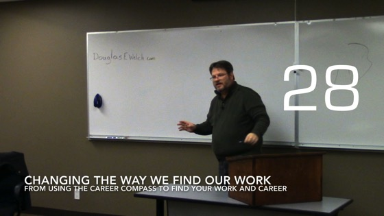 Changing the Way We Find Our Work  from Using the Career Compass to Find Your Work and Career