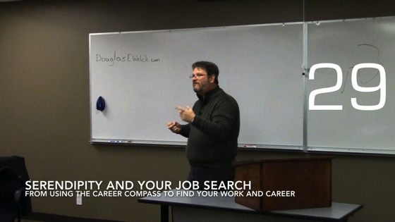 Serendipity and Your Job Search from Using the Career Compass to Find Your Work and Career