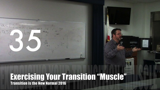 Exercising Your Transition
