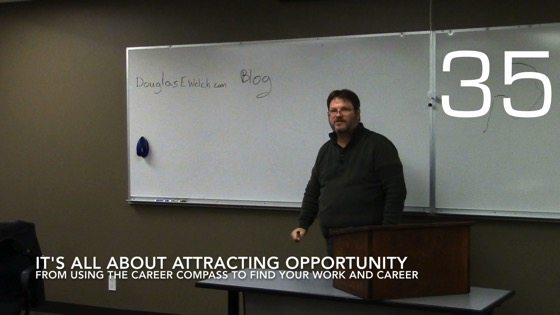It's All About Attracting Opportunity from Using the Career Compass To Find Your Work And Career
