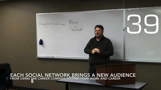Each Social Network Brings a New Audience from Using the Career Compass To Find Your Work And Career
