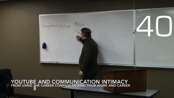 YouTube and Communication Intimacy from Using the Career Compass To Find Your Work And Career