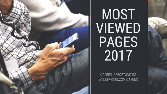 Career top pages 2017