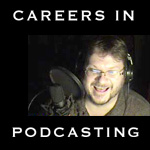 Careers in Podcasting and New Logo