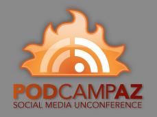 PodCampAZ Logo