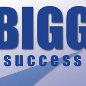 Bigg Success Podcast Logo