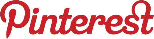 Pinterest logo med
