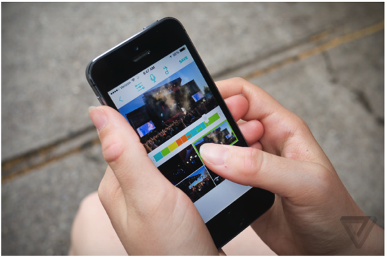 Fly is a simple video-editing app that lets you shoot from four iPhones at once via The Verge