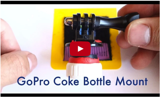 Turn a Bottle Cap Into a Cheap, DIY GoPro Float via Lifehacker