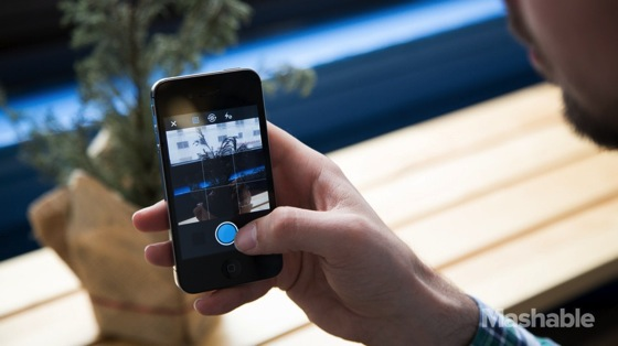 Instagram's Hyperlapse App Turns Your Videos Into Time-Lapses in Two Taps via Mashable