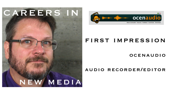 Video: First Impression: Ocenaudio Recorder and Editor - Dog Days of Podcasting 2014 - 10/30