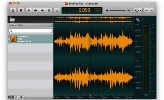 Ocenaudio Is a Free, Fast, Streamlined Audio Editor via Lifehacker