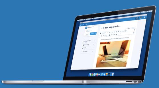 WordPress Mac app