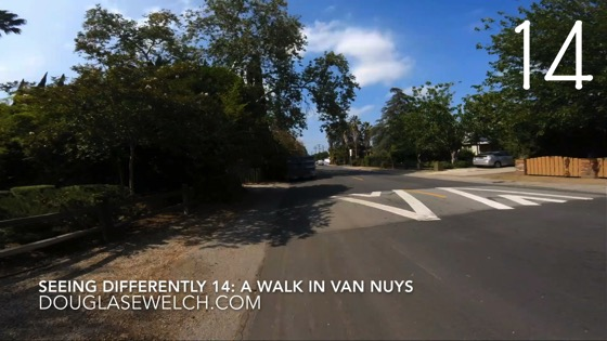 Seeing Differently 14: A Walk Through Van Nuys Timelapse