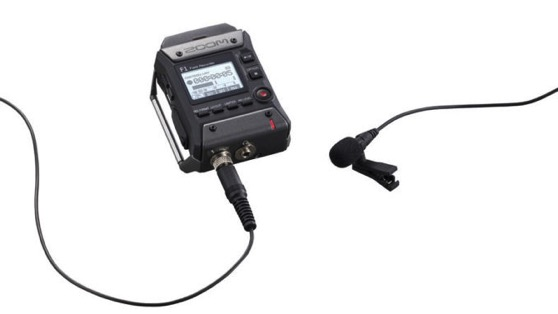 News: Zoom Announces F1 Compact Field Audio Recorder via DoddleNews