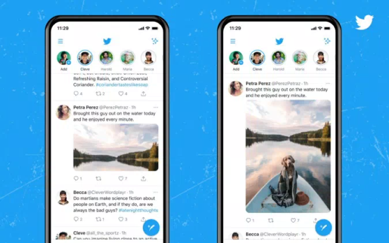 Twitter tests full-size images previews in your feed on iOS and Android via Engadget