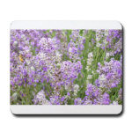 Lavender Photo Shopping Bag