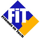 Friends in Tech Logo