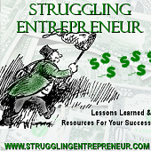 The Struggling Entrepreneur artwork