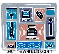 Tech News Radio Logo