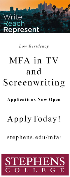 Stephens College MFA in TV and Screenwriting