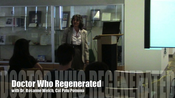 Doctor Who RegeneratedPresenation