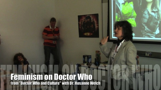 Doctor who feminism