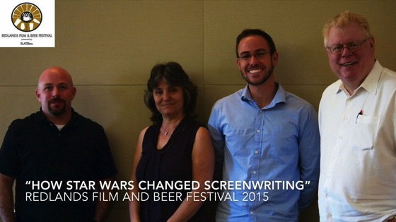 Star Wars and It's Impact on Modern Media Panel Discussion from The Redlands Film and Beer Festival [Video]
