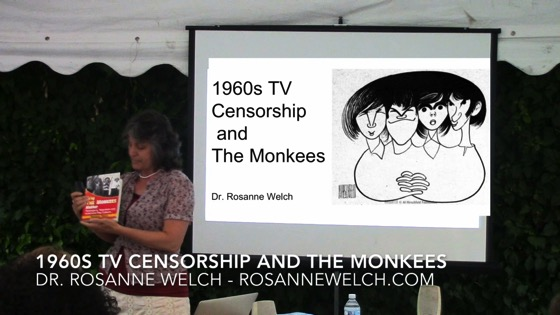 1960's TV Censorship and The Monkees with Dr. Rosanne Welch