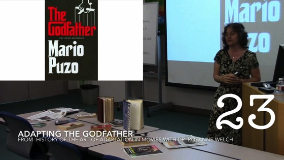 Adapting The Godfather from A History of the Art of Adaptation [Video] (0:52)