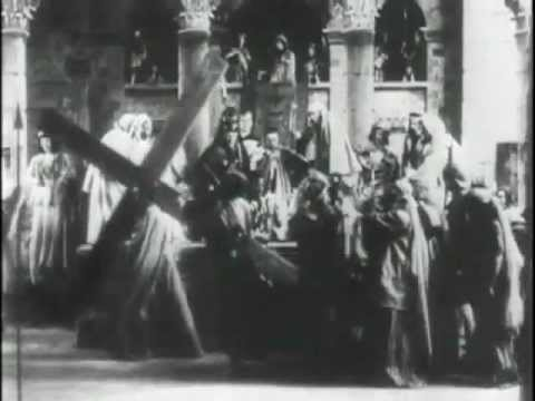 A History of Screenwriting  - 2 in a series - The Birth, the Life and the Death of Christ (1906)