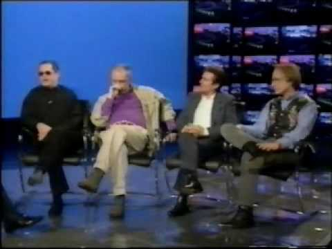 From The Research Vault: THE MONKEES - Clive James Talks Back interview (ITV), 4th March 1997