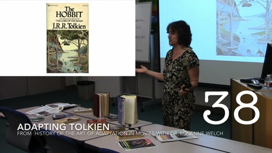 Adapting Tolkien from A History of the Art of Adaptation