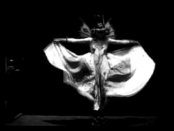 A History of Screenwriting - 13 in a series - Annabelle Butterfly Dance (1894) - William K.L. Dickson