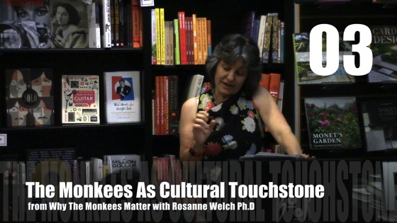 The Monkees as Cultural Touchstone from Why The Monkees Matter Book Signing, Book Soup, Hollywood