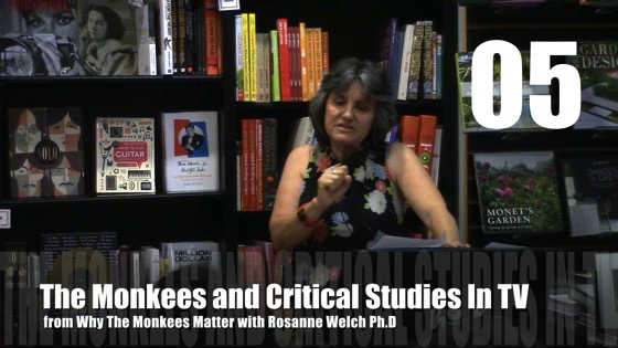 The Monkees and Critical Studies in TV from Why The Monkees Matter Book Signing