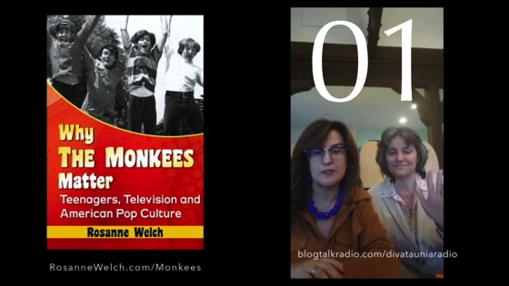 "01 - Introduction: ""Why The Monkees Matter"" Interview with Jean Hopkins Power [Video] (1:02)"