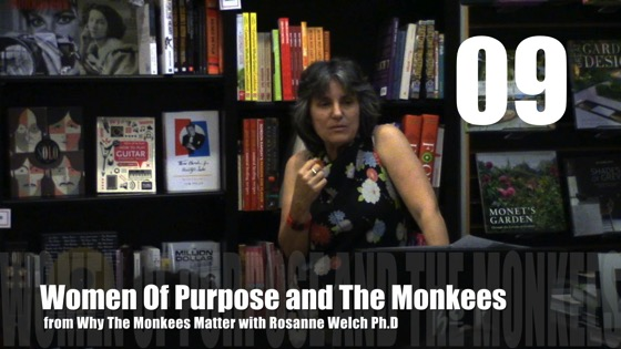 Women of Purpose and The Monkees from Why The Monkees Matter Book Signing