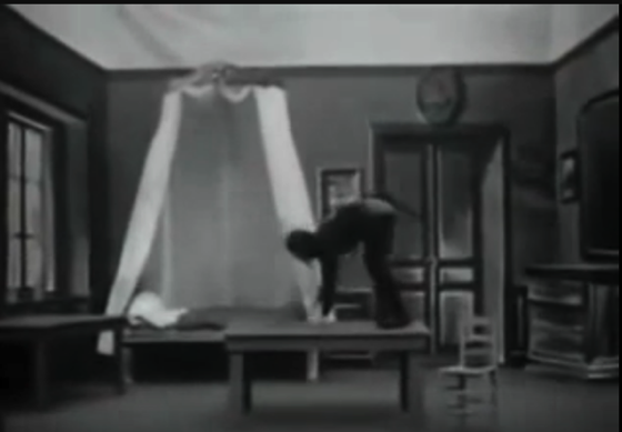 A History of Screenwriting - 28 in a series - The Black Imp (George Méliès, France, 1905)