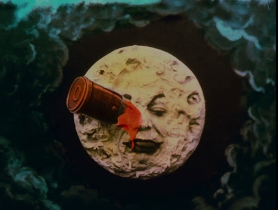 A History of Screenwriting - 33 in a series - A Trip to the Moon (George Méliès, France, 1902)