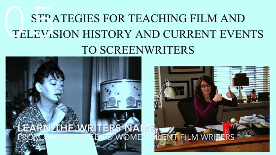 Learn the Writers Names from Giving Voice to Silent Films and the Far From Silent Women Who Wrote Them with Dr. Rosanne Welch