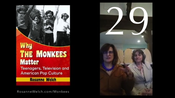 "29: Writers, Producers, and The Monkees : ""Why The Monkees Matter"" Interview with Jean Power [Video]"