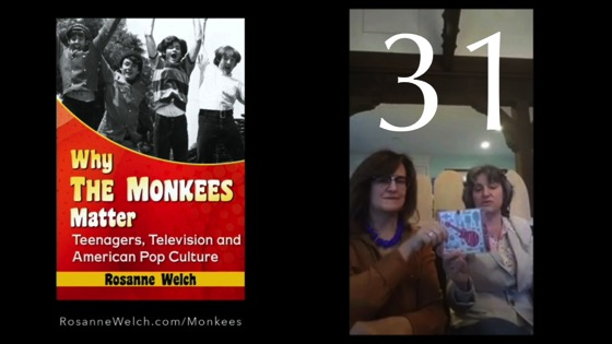 """31: A New Monkees Album and Conclusion : """"Why The Monkees Matter"""" Interview with Jean Power"""